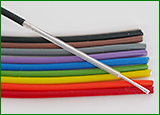 SIL-KOAT Silicone Coated FEP Wire